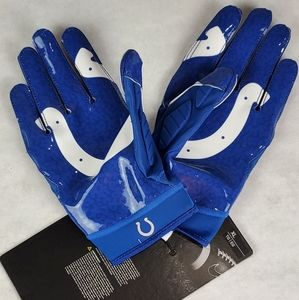 Nike Indianapolis Colts SUPERBAD Football Gloves